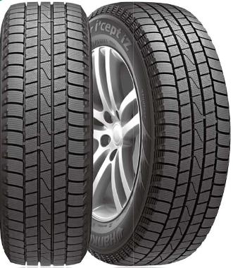 Winter I*cept IZ W606 Tires